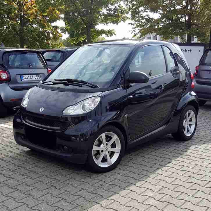 Smart ca 124PS viele Neuteile ANSEHEN! fortwo coupe pulse turbo