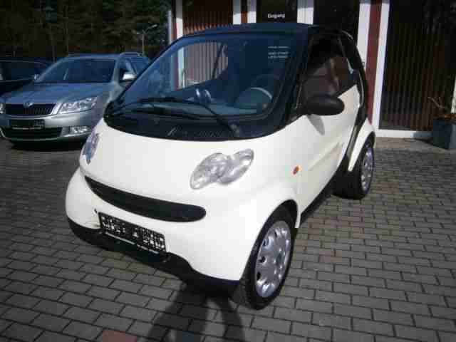 Smart coupe fortwo coupe AUTOMATIK