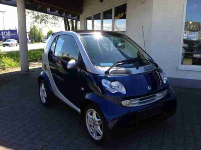 coupe fortwo coupe Basis