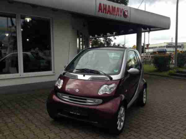 Smart coupe fortwo coupe Panoramadach Softoch