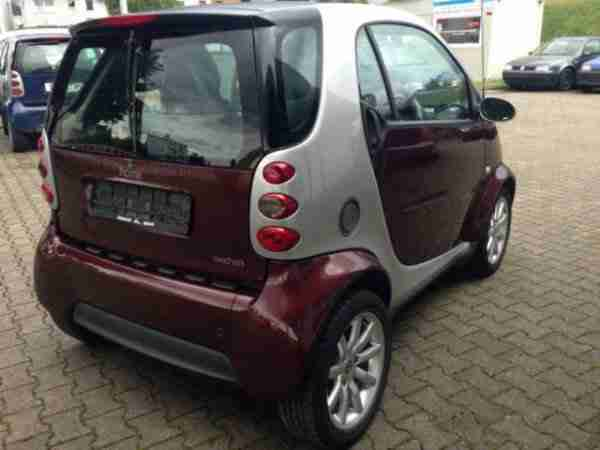 Smart Coupe fortwo