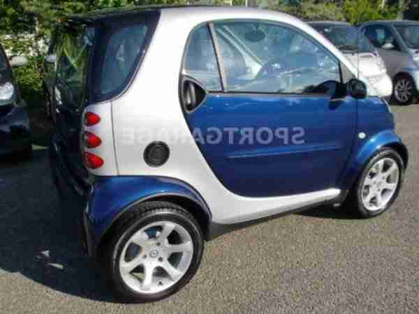 Smart Coupe softtouch