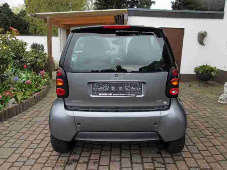 Smart for Two CDi Diesel Automatik EZ 9/2005 30 Kw 119900 Km Dekra Tüv neu 1***