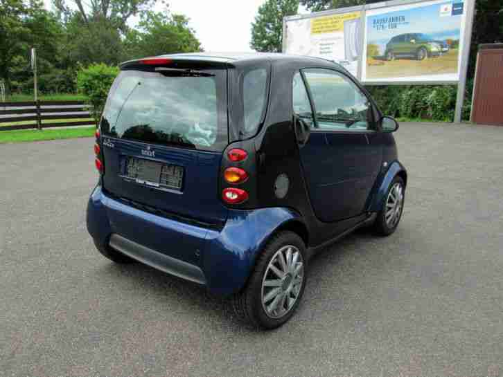 Smart for Two EZ 8/2006 37 Kw 117800Km Tüv 10/2015 2 Hand Scheckheft 1A top**