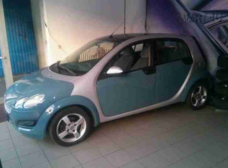forfour 1.1 Passion, 83tkm