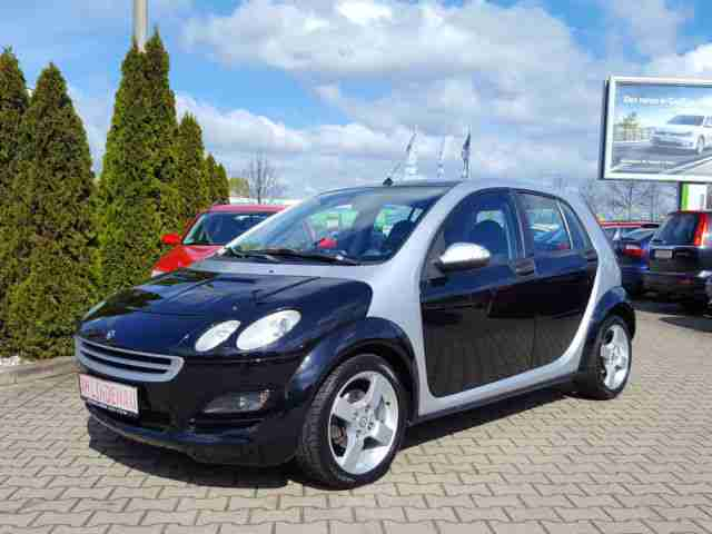 Smart forfour 1. Hand