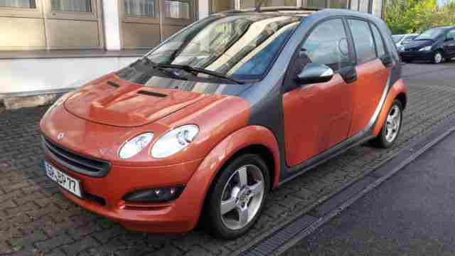 forfour Basis 8Fachbreift Panorama Dach