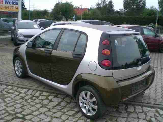 Smart Forfour Basis