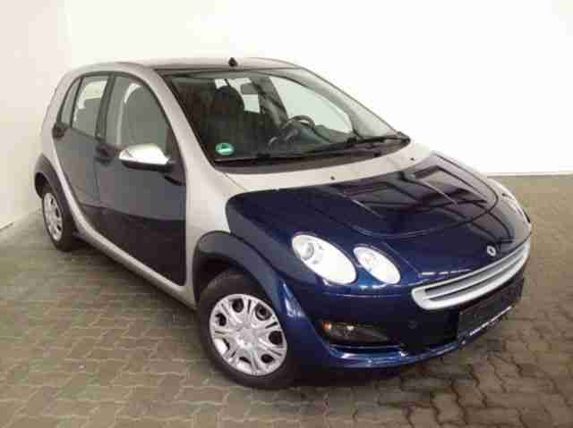 Smart forfour Passion,Automatik, Panoramadach
