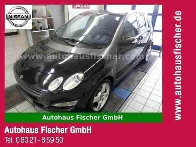 Smart forfour pulse