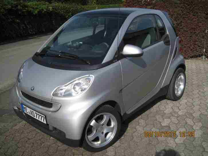 Smart fortwo 451 cdi coupe1a Zustand Ideal für Fahranfänger