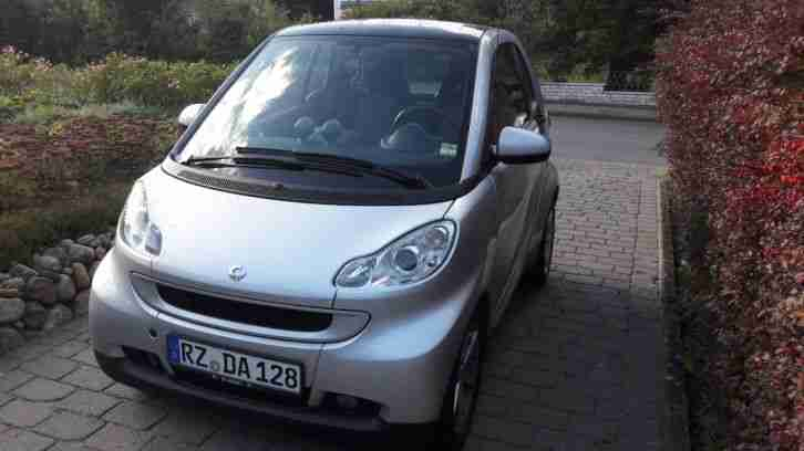 Smart fortwo 451 mhd Coupe