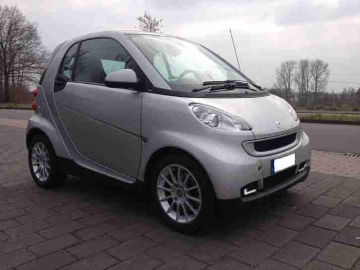Smart fortwo CDI Coupe Softouch Passion DPF