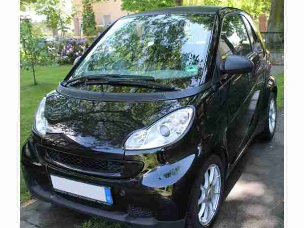 fortwo CDI coupe pure Baujahr 2009 !