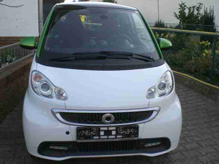 Smart fortwo Coupe Electric drive Automatik