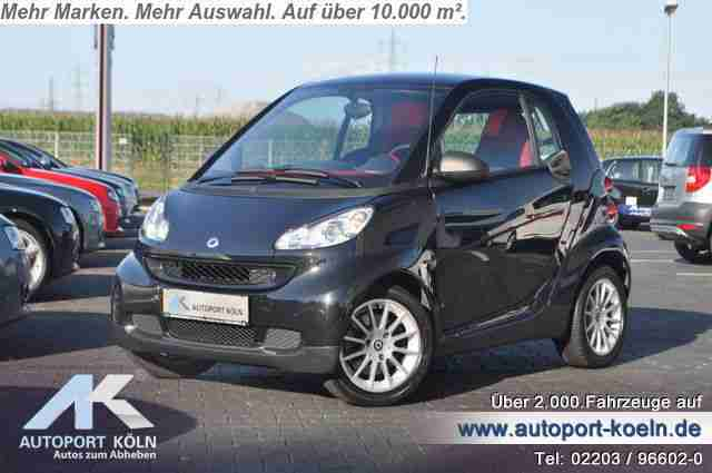 smart fortwo passion 1 0 sitzh klima 15alu pano grosse menge von smart fahrzeugen. Black Bedroom Furniture Sets. Home Design Ideas