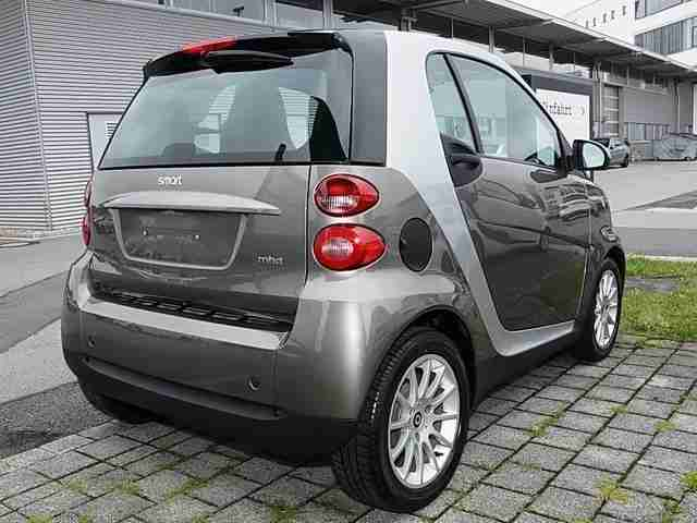 Smart fortwo Passion Klima Soundpaket Alu