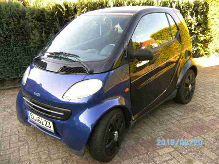 Smart fortwo city coupe EZ 10.1999, TÜV 04.2020, 111 tkm