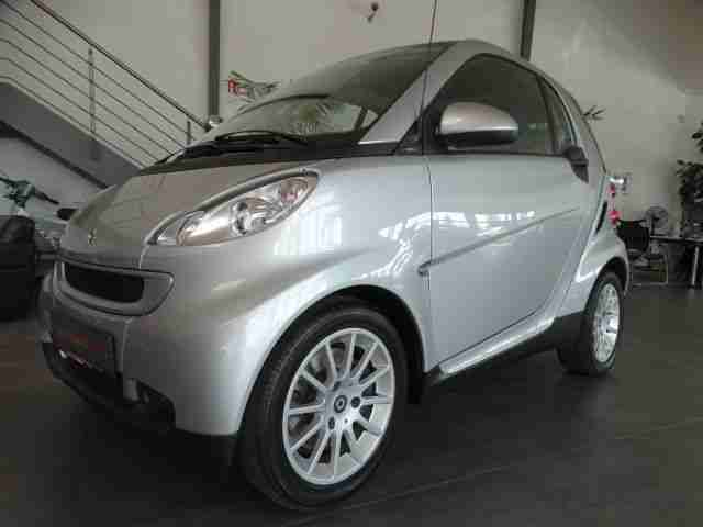 smart fortwo coupe 1 0 passion softouch audio grosse. Black Bedroom Furniture Sets. Home Design Ideas