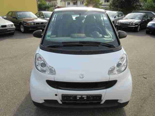 Smart fortwo coupe *16 Zoll Alu* *Panoramadach*