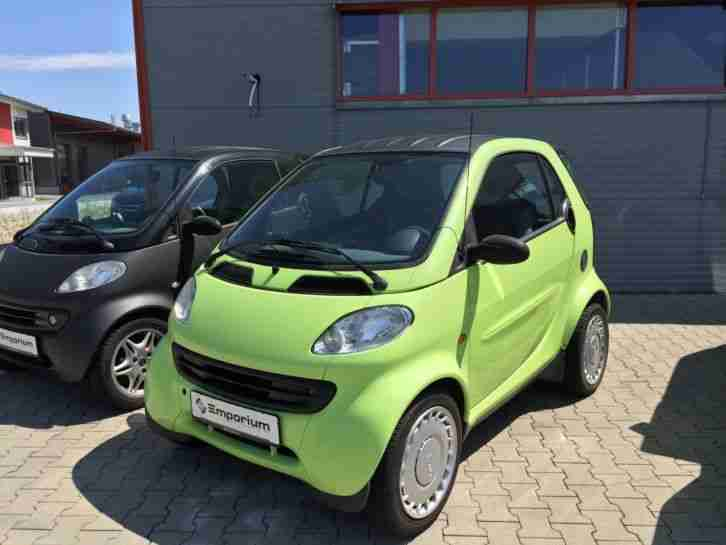 Smart fortwo coupe 450 PURE DIESEL 30 kW UNFALLFREI