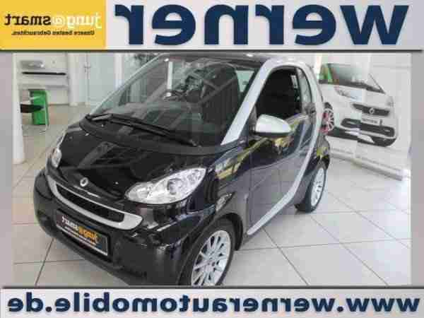 Smart fortwo coupé 52 kw passion mhd smart Center HB