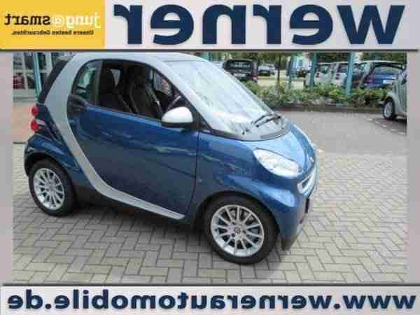 Smart fortwo coupé 52 kw passion mhd smart