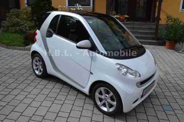 Smart fortwo coupe Basis 1, 0 1. Hd