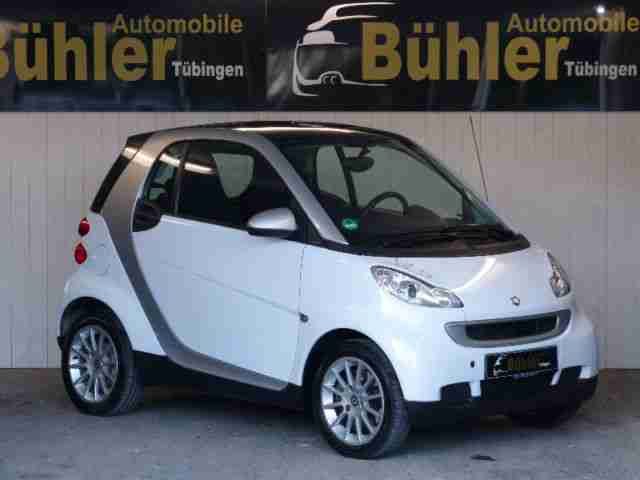 Smart fortwo coupe Basis /Panorama/KLIMA/SHZ