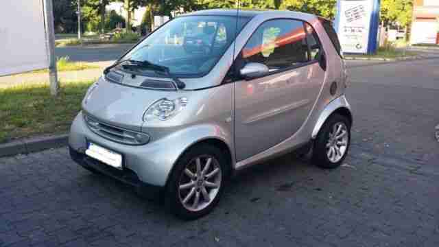 Smart fortwo coupe CDI Automatik, Passion, Klima