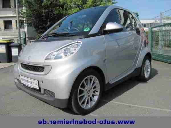 fortwo coupe MHD 1.Hand Klima 16tkm LM