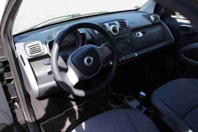 Smart fortwo coupe MHD, Klima, Panoramadach