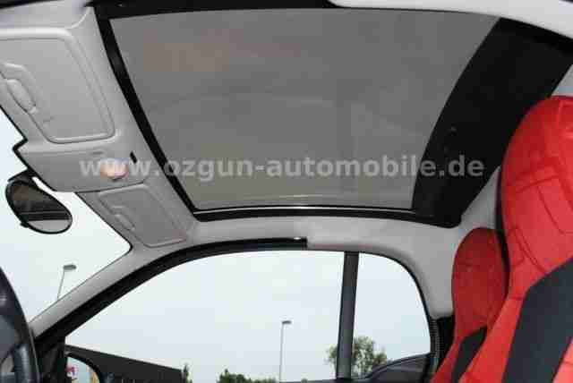 Smart fortwo coupe Micro Hybrid Drive*Aus 2*Klima
