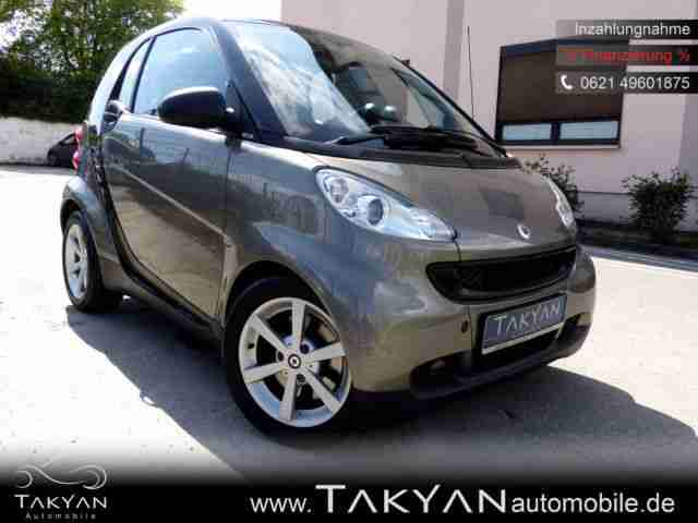Smart fortwo coupe Micro Hybrid Drive KLIMA