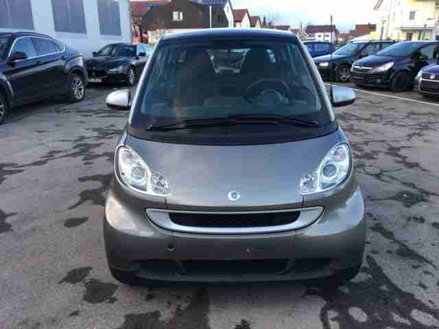 fortwo coupe Micro Hybrid Drive Klima Panorama