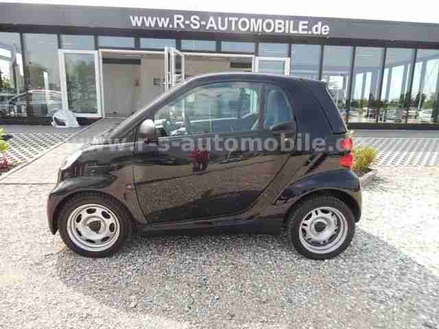 fortwo coupe Micro Hybrid Drive Panoramadach