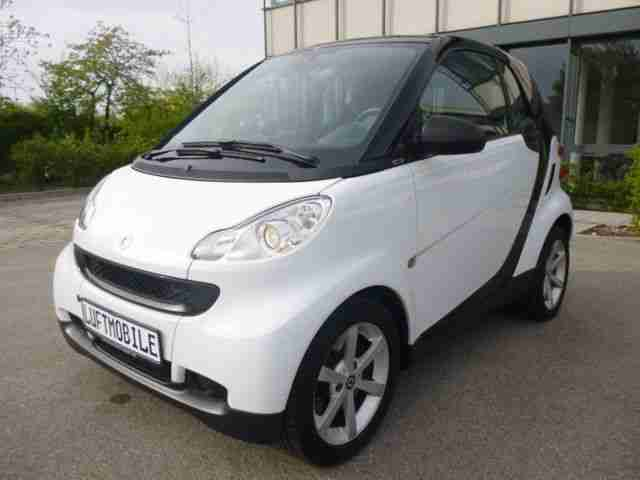 Smart fortwo coupe Micro Hybrid Drive Pulse Panorama