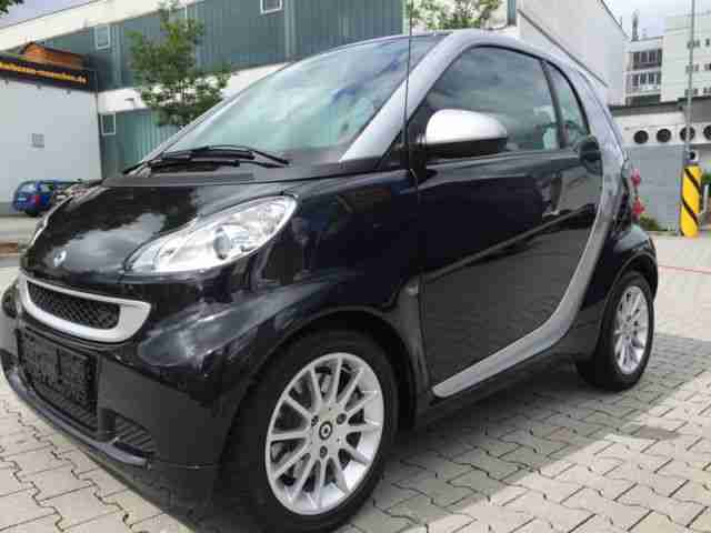 Smart fortwo coupe Micro Hybrid Drive START STOP TOP!