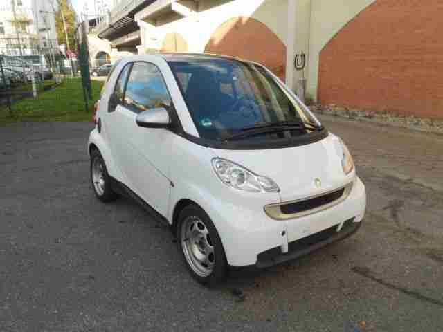 fortwo coupe Micro Hybrid Drive TÜV Neu TOP