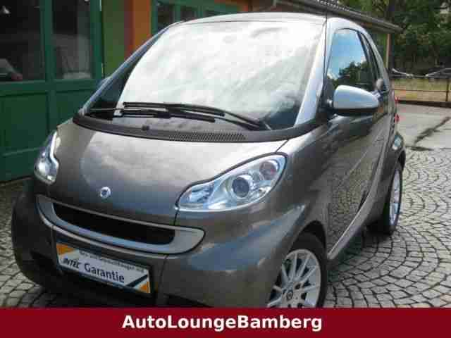 fortwo coupe Passion 84 PS TOP Zustand