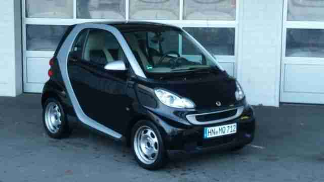 Smart fortwo coupe Passion Klima,Panorama,Garantie !!!
