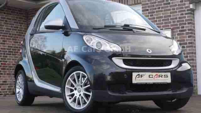 Smart fortwo coupe Passion Panorama/Softouch/Garantie