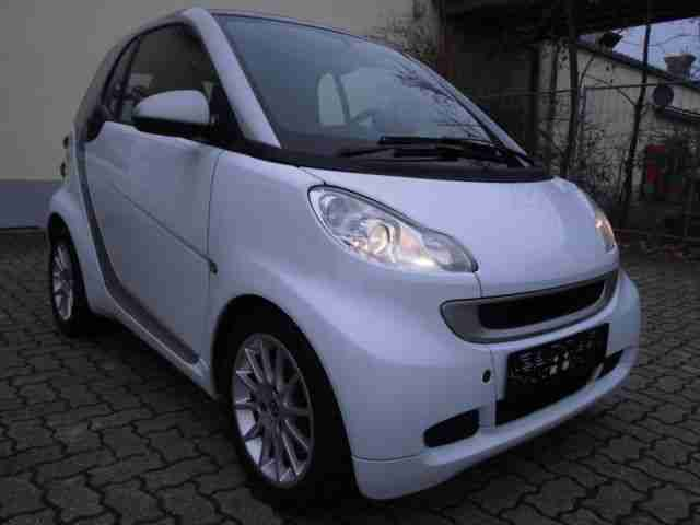 Smart fortwo coupe Passion mit Panorama