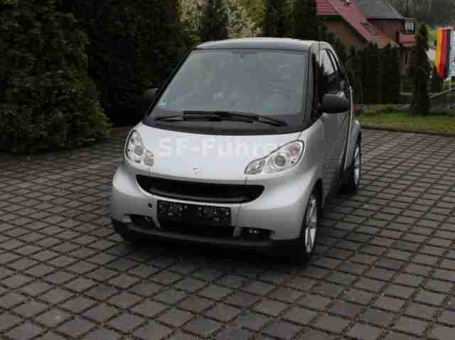 Smart fortwo coupe Pulse, Klima, Schaltwippen
