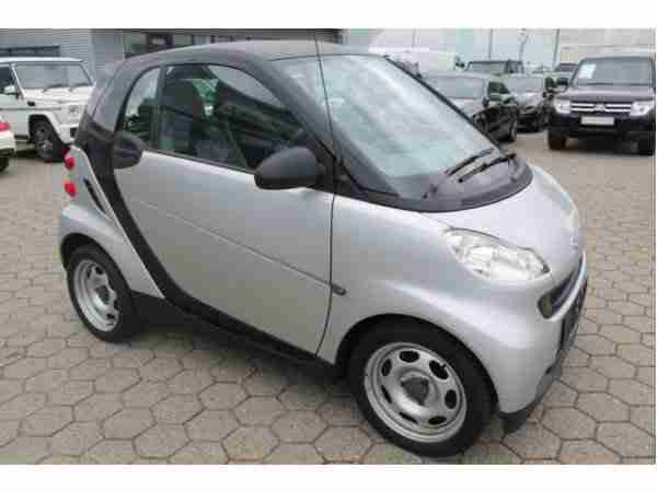 Smart fortwo coupe Sitzheizung Klima