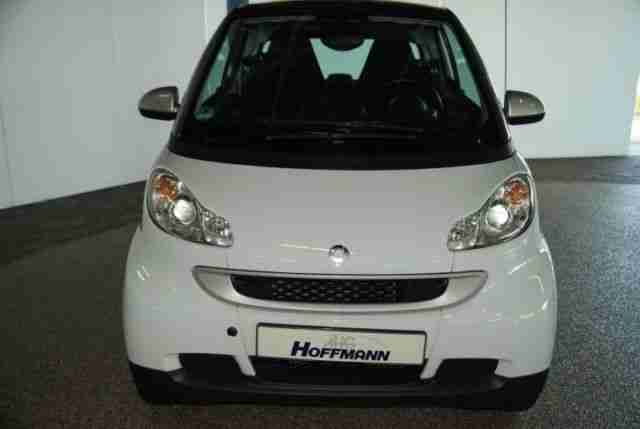 Smart fortwo coupé cdi passion Panoramadach klima