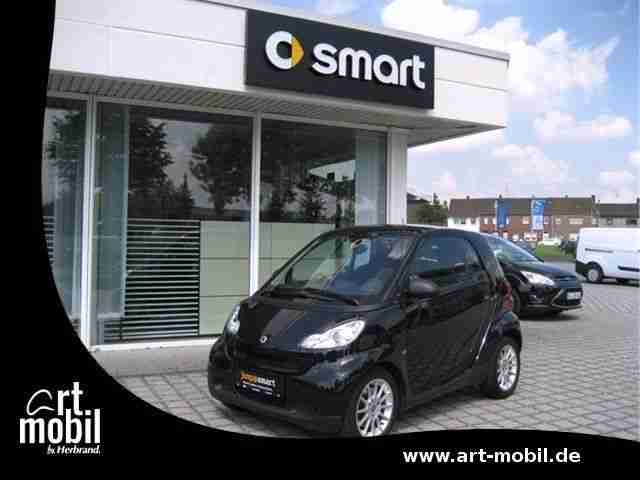 Smart fortwo coupe mhd