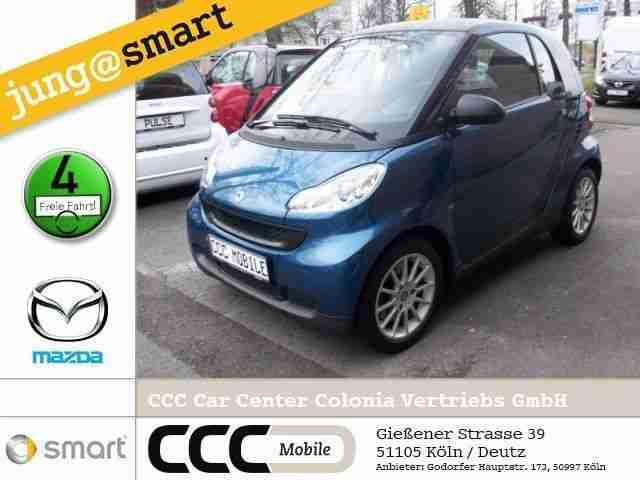 Smart fortwo coupé mhd 45 kW 1 HD Radio CD