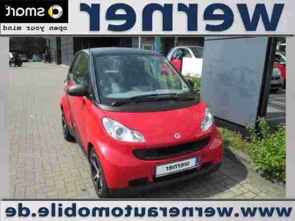 Smart fortwo coupé mhd 45 kW