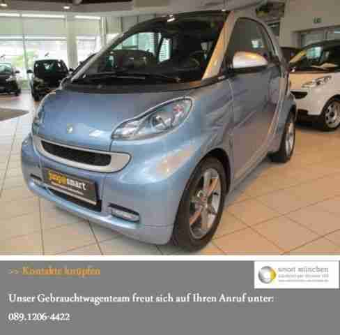 Smart fortwo coupé mhd 52 kW lightshine TAGFAHRLICHT N